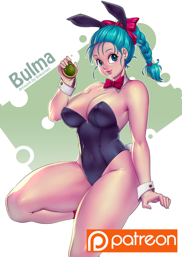 Bulma Patreon by bokuman on DeviantArt