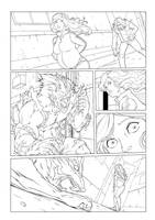 Wolf Night Wolf Comic Book Issue #1 Page 23 by bokuman