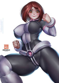 Ochaco PAtreon