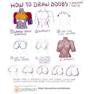 tutorial boobs SK1
