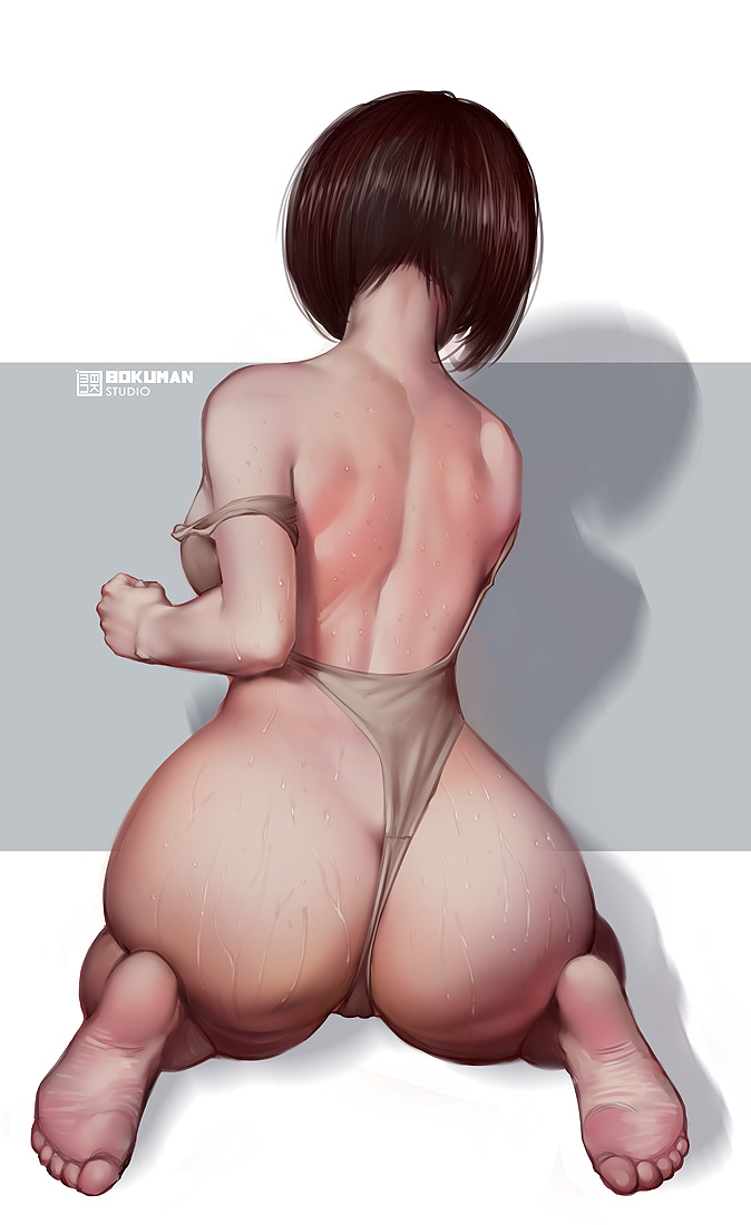 Eri Kitami Color Study by bokuman