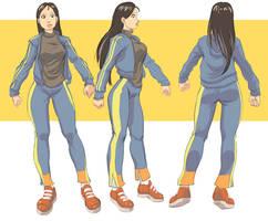 lucia Design by bokuman