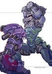 Robots by bokuman