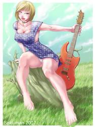 Cherigirl Gift Finish by bokuman