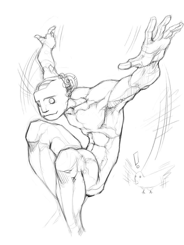 maxi sketch Webcomic by bokuman