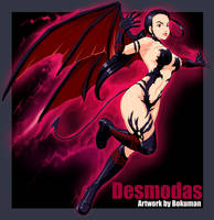 Commission Desmodos by bokuman