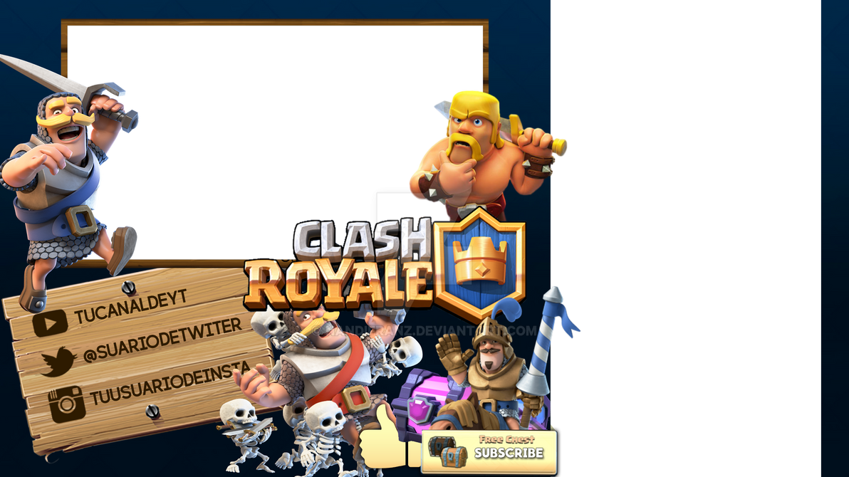 Clashroyaleoverlay By Nandifranz On Deviantart