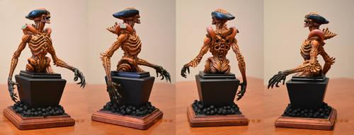 3D Print Xenomorph by ziopredy