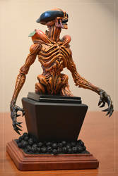 3D Print Xenomorph (beauty shot) by ziopredy
