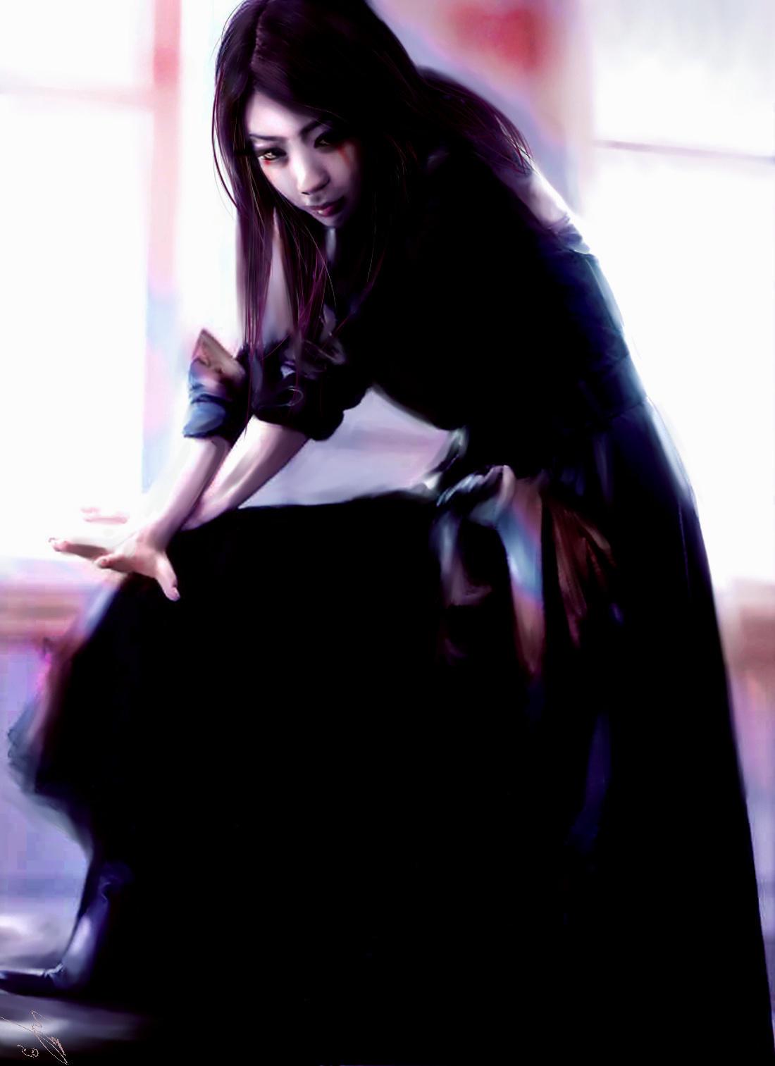 Goth Lolita by Amo3ba