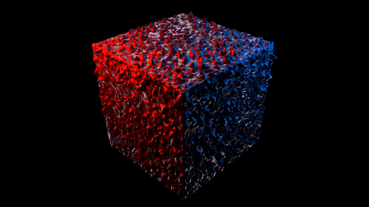 Trianglecube by Gorion103
