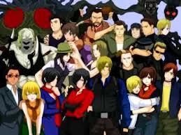 Resident Evil Anime by Battousai13