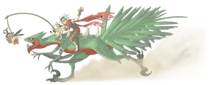 onwards_lordly sceptile