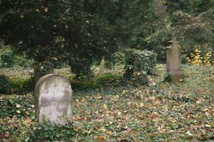 graveyard 2 by heyla-stock