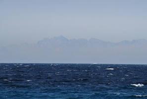 Sinai mountains by heyla-stock