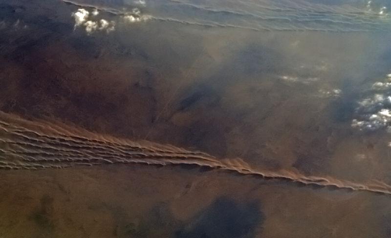 desert dunes by heyla-stock