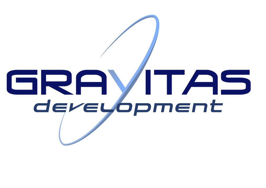 Gravitas Logo by MoritzNina