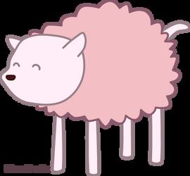 Sheep by MoritzNina