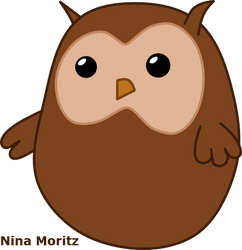 Owl by MoritzNina