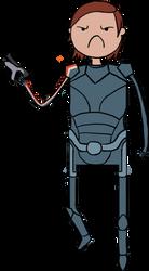 Shepard - Adventure Time by MoritzNina