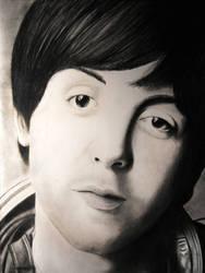 Sir Paul McCartney by DuchaART
