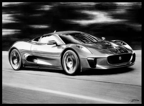 Jaguar C-X75