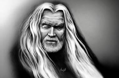 Odin by AldhisslaSS
