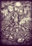 Troll-Shaman by AldhisslaSS