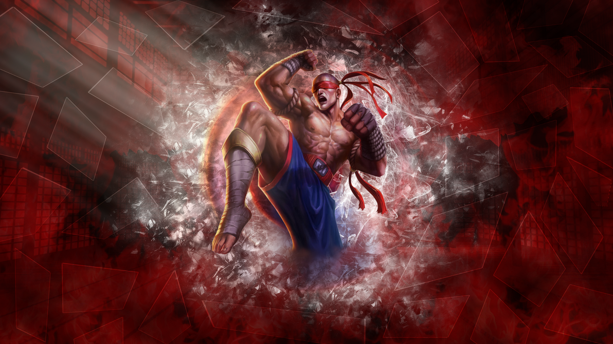 lee sin wallpaper - photo #21