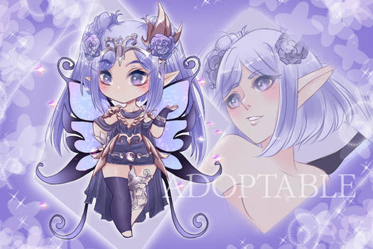 [AUCTION] Butterfly Fairy CLOSED