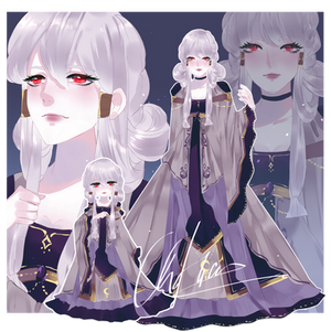 [Auction] Adoptable #57 [CLOSED]