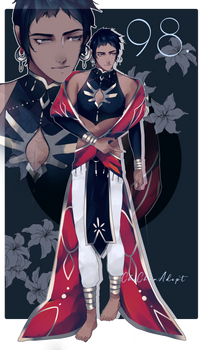 [Auction] Adoptable #98 CLOSED