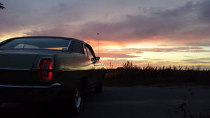 1968 Ford Torino GT Sunset