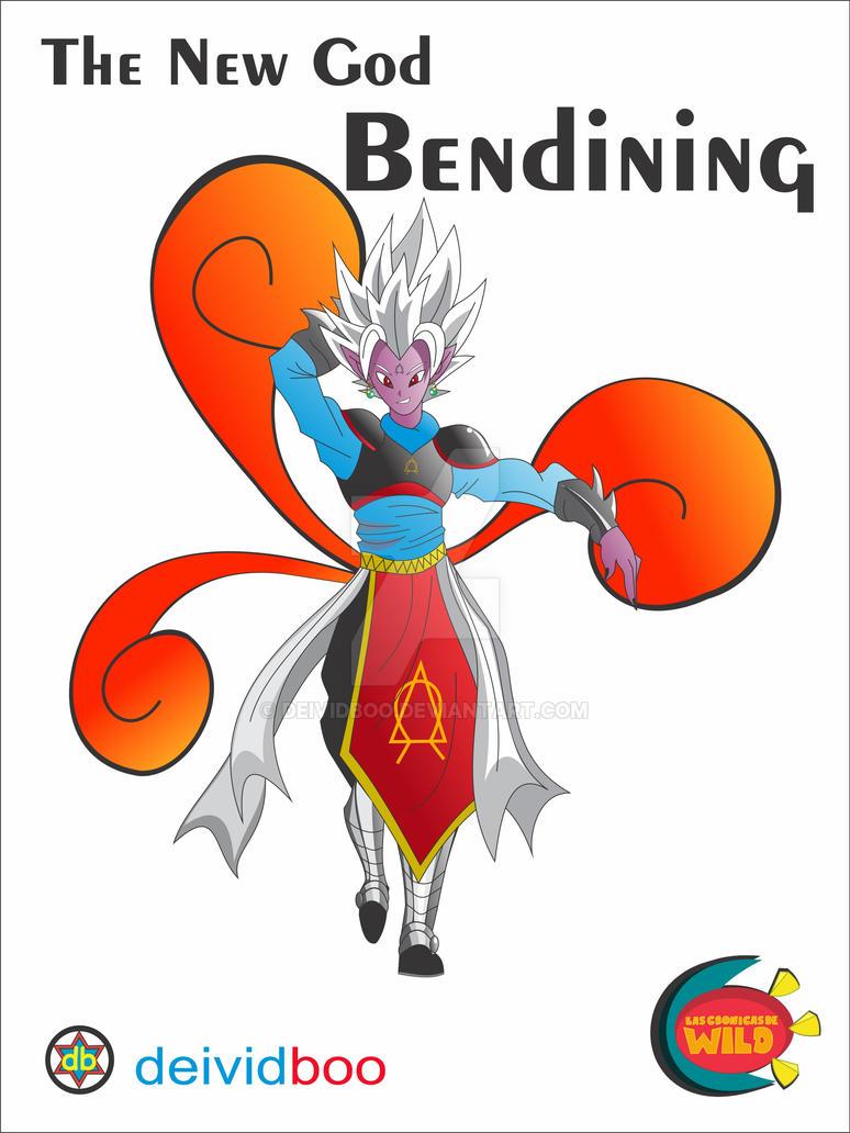 Bendining By deividboo by dibujarTe21