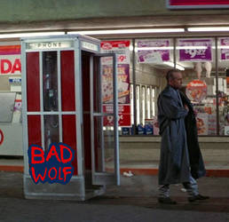 Doctor WHO's revenge by lynx318