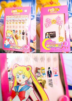 Sailor Moon Locket Watch