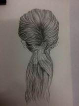 Simple Hair drwaing by Mo7ammad-Sala7