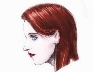 Random Girl by RavenLancer