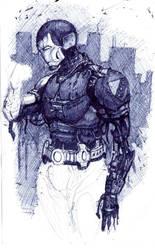 Iron Patriot by RavenLancer