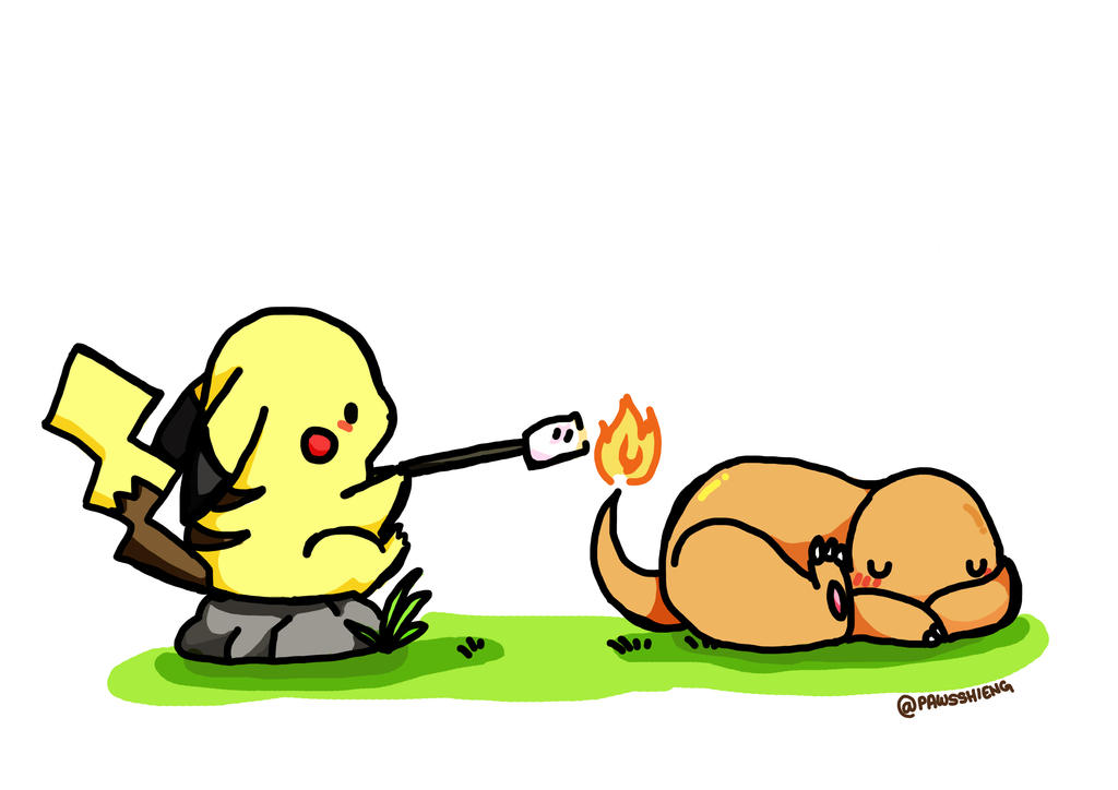 Let's barbecue! by PawsShiEng