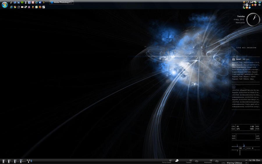 Desktop 2010 by stanto
