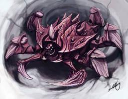 Zerg Lurker by Cryotube