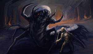 Dungeon Centipede