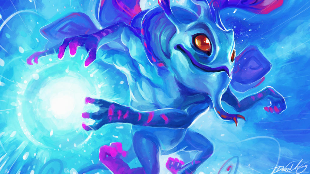 Puck - Dota 2 by Cryotube on DeviantArt