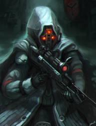 Helghast Sniper (Killzone)