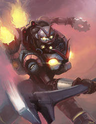 Piloted Obliterator