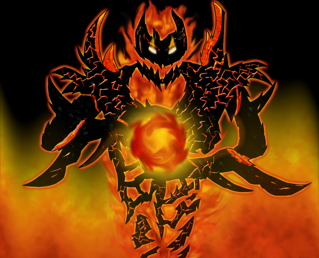 nevermore the shadow fiend by aros093 on deviantart