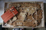 Gingerbread map by aka-Selva