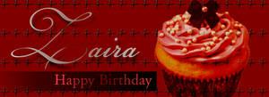 Birthday: Zaira