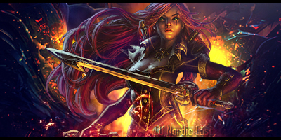 Katarina High Command By Veina2 On Deviantart